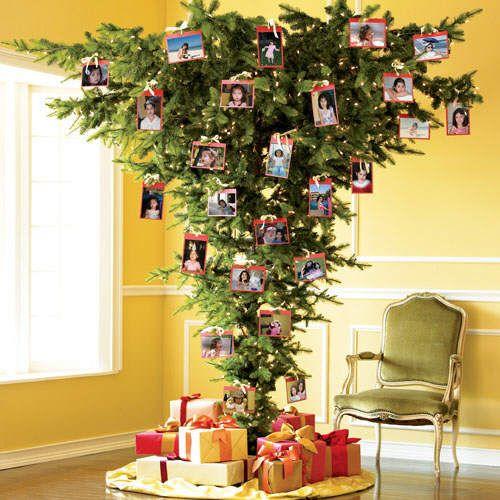 Interesting! Upside Down Christmas Tree.