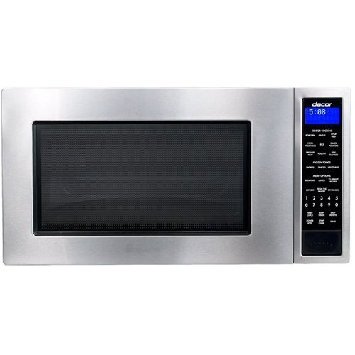 Dacor Distinctive 2 0 Cu Ft Full Size Microwave Black Glass Countertop Microwave Countertop Microwave Oven Microwave Oven
