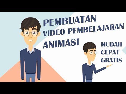 Cara Membuat Video Pembelajaran Animasi Dengan Animaker Youtube Belajar Video Youtube
