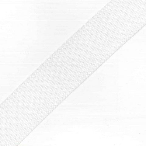 Polypropylene Webbing White 50mm