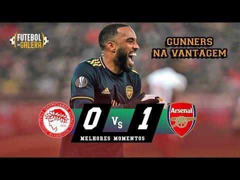 Gigante Ingles Aguenta Pressao Vence E Leva Vantagem Pro Jogo De Volta Hd 20 02 2020 Youtube Arsenal Campeonato Nacional Futebol