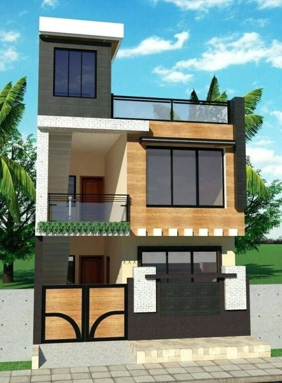 Modern House Design Front View Small House Front Design Small House Design Exterior Small House Elevation Small house design front