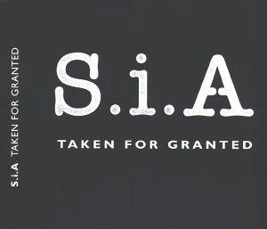 Sia – Taken for Granted acapella