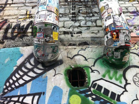 Beco do Batman-Vila Madalena-SP-Brasil Graffitti