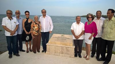 Armario de Noticias: Ministerio Cultura develiza tarja conmemorativa po...