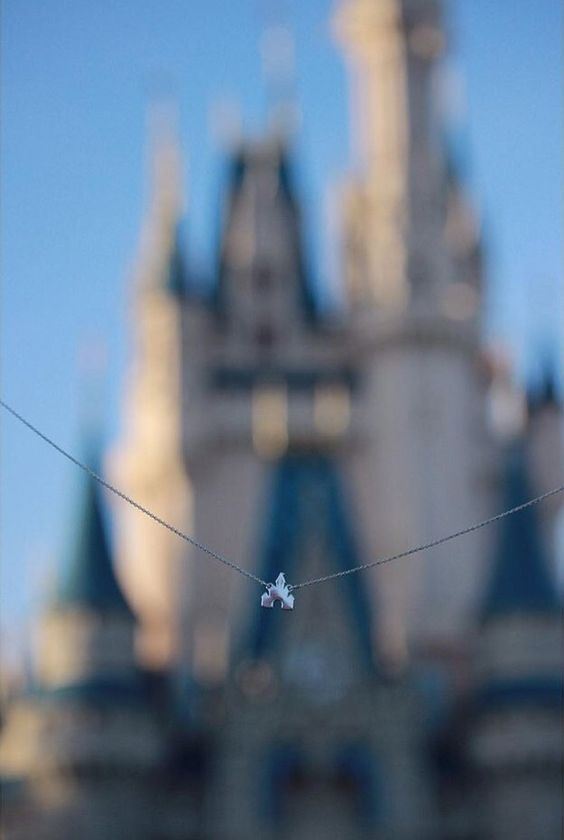 Need to take this photo with a piece of jewelry at Disney World - not my photo