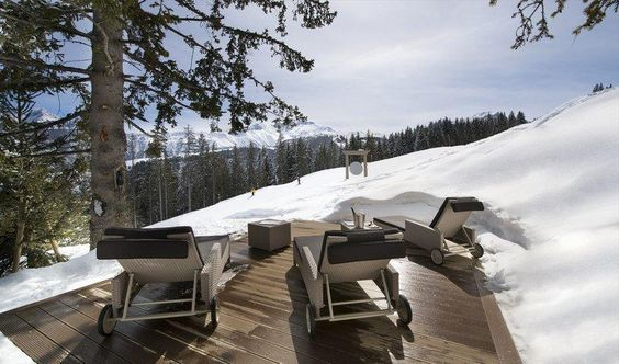 Hotel Le K2 (Courchevel, France) - One of the gems of the French Alps