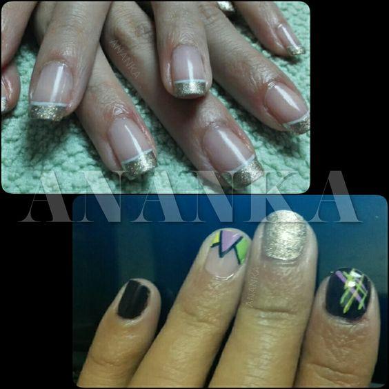 #disfrutatubelleza #nails