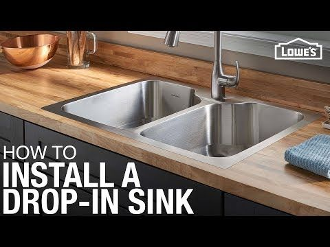 Learn To Install A New Kitchen Sink With Our Easy To Follow Video