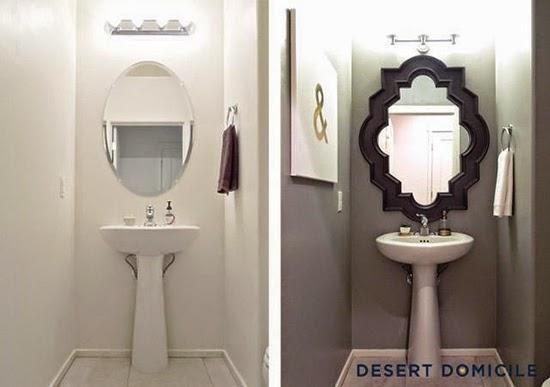 Ideas Deco: SACA EL MÁXIMO PARTIDO A TU BAÑO MINI | Decorar tu casa es facilisimo.com