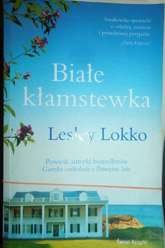 Biale Klamstewka Lesley Lokko2016 24h Wys 8375245530 Oficjalne Archiwum Allegro Movie Posters Movies Poster