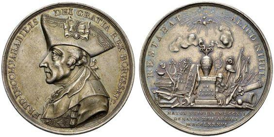 NumisBids: H.D. Rauch Auction 94, Lot 4290 : MEDAILLEN: EUROPA UND ÜBERSEE CHINA DEUTSCHLAND Preussen ...