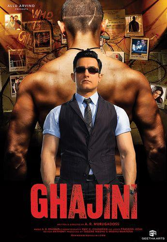 Ghajini / 2008 /