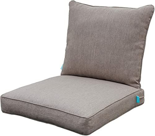 Amazing Offer On Qilloway Outdoor Chair Cushion Set Outdoor