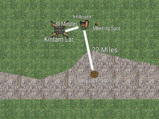 Shalquar Area Map