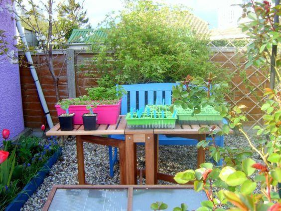 ikea garden table