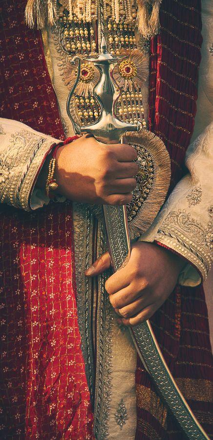 Indian Wedding - Groom's Attire