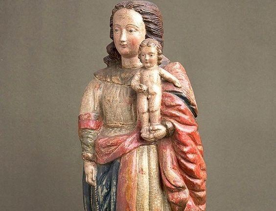 Museu de Arte Sacra exibe 54 esculturas paulistas do século 17