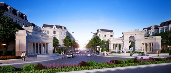 Louis City - Paris trong lòng Hà Nội