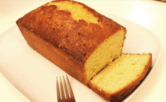 Torta básica con harina todo uso
