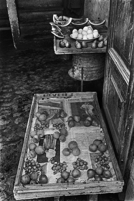 Henri Cartier-Bresson - Tivoli, Lazio, Italia 1933