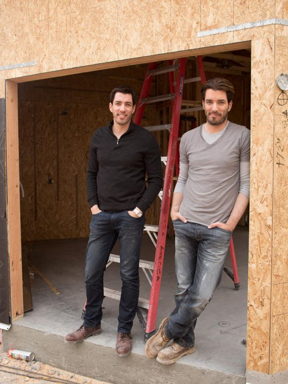 behind the scenes of property brothers at home pinterest
