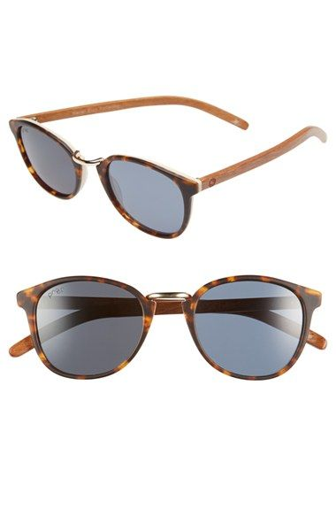 Proof Eyewear 'AdaEco' 48mm Polarized Sunglasses available at #Nordstrom