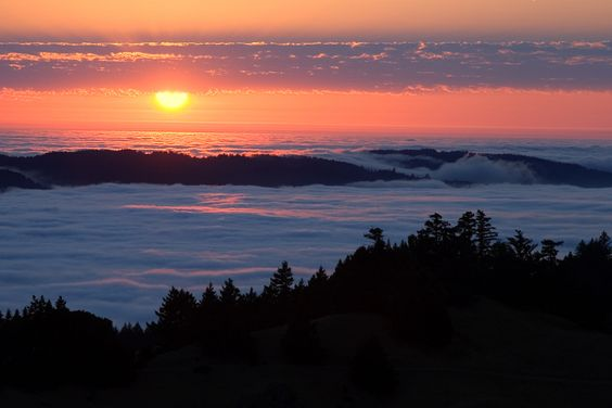 Sunsets. | 21 Reasons Marin County Is The Most Beautiful County