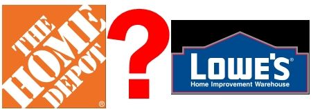 Lowes vs. Home Depot: Weighing the Competitors