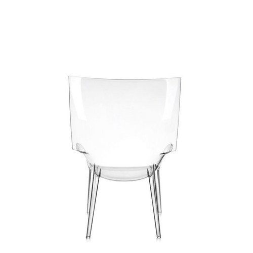 Uncle Jim Transparent Chair By Kartell