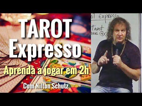 Tarot Expresso Aprenda A Jogar Em 2h Youtube Tarot Mensagens Espirituais Jogo De Tarot