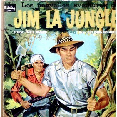 Jungle Jim est une bande dessinée américaine créée le 7 janvier 1934 par Don Moore et Alex Raymond.  Contrairement aux personnages de Tarzan, Ka-Zar, Kaanga ou d'autres séries dont le thème est basé sur la jungle, le héros Jim Bradley vit ses aventures dans le sud-est de l'Asie plutôt qu'en Afrique. C'est de plus un chasseur et non un « homme sauvage ».