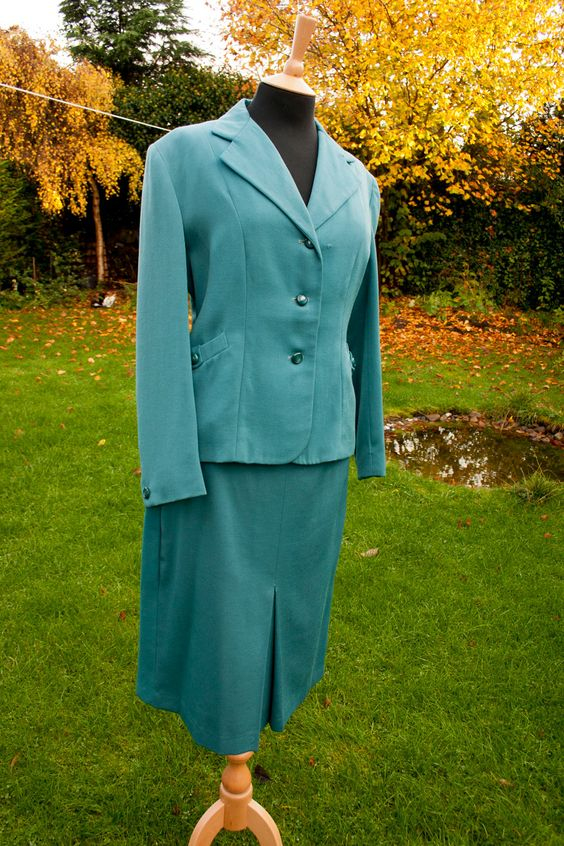 Teal green Suits uk and Tailored jacket on Pinterest