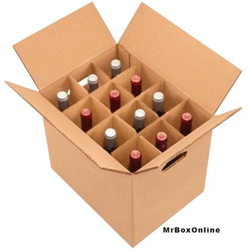 12 Bottle Wine Carrier Box Wine Carrier Wine Bottle Wine Bottle Carrier