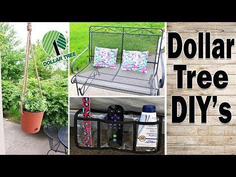 Dollar Tree Diy Outdoor Summer Decor Youtube With Images Dollar Tree Diy Summer Decor Dollar Store Diy Decorations
