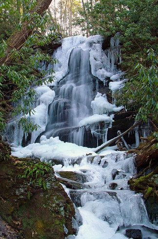 The waterfalls are a rush. | 13 Reasons Why New Jersey Is The East Coast's Best-Kept Secret