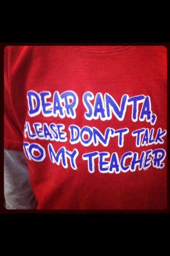 Christmas slogan:-)