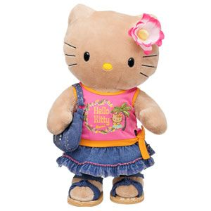 build a bear workshop hello kitty - Google Search