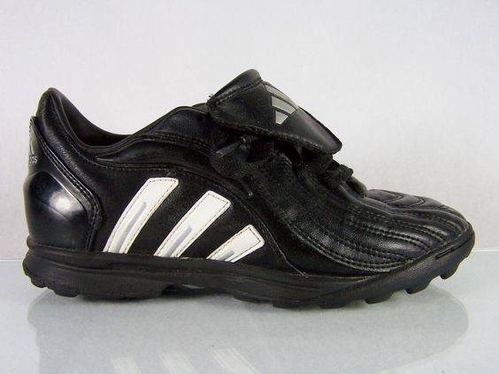 adidas black shoes for kids