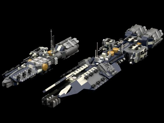 LDD Forum: P-HU 'Prevalence' Class Cruiser, by The Shadowscythe