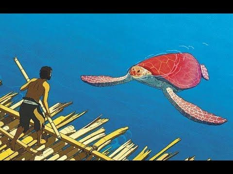 A Tribute To The Red Turtle The Red Turtle Turtle Red