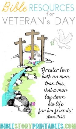 memorial day bible crafts