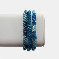 Lily and Laura® Bracelets on sale now at 9thandelm.com! #lilyandlaura #lily #armparty #handmade #9thandelm