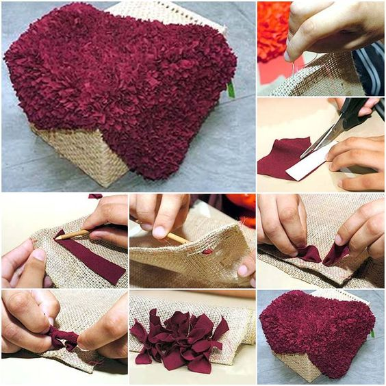 Do It Yourself Home Design: Do It Yourself, Scrap Fabric And Fabrics On Pinterest