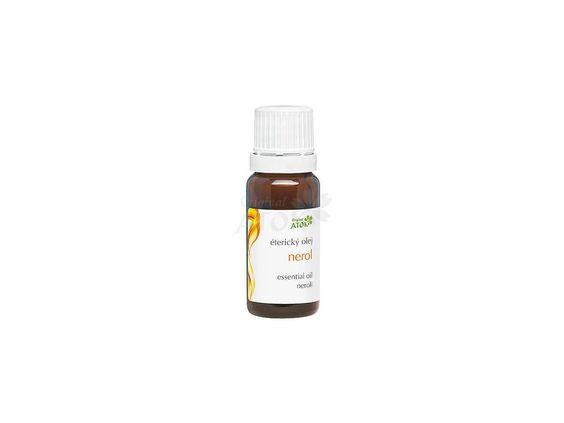 Éterický olej Nerol - Original ATOK. Afrodiziakálne účinky, klimaktérium, trávenie, nespavosť, úzkosť