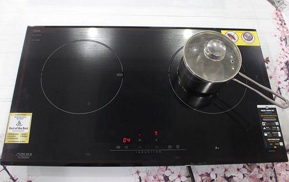Hướng dẫn sử dụng bếp từ Munchen GM 2285