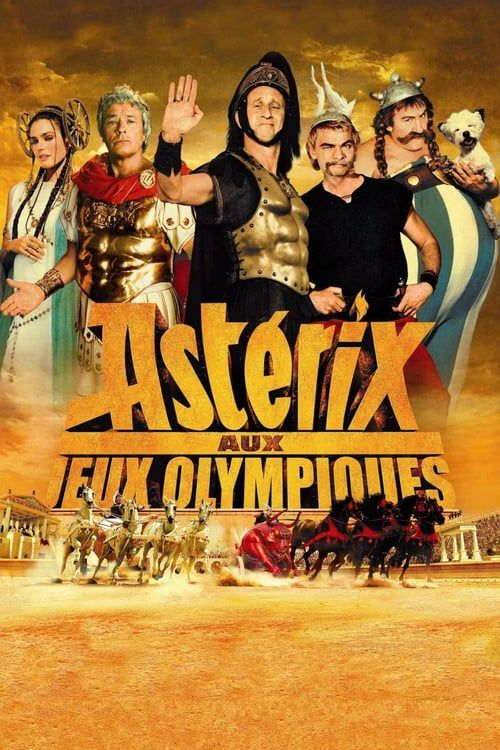 Asterix At The Olympic Games Streaming Vf Complet En Ligne