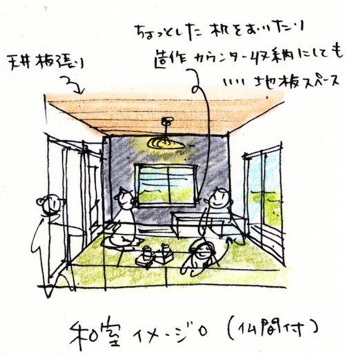 けいかく中 Framy House 名古屋市の住宅設計事務所 フィールド