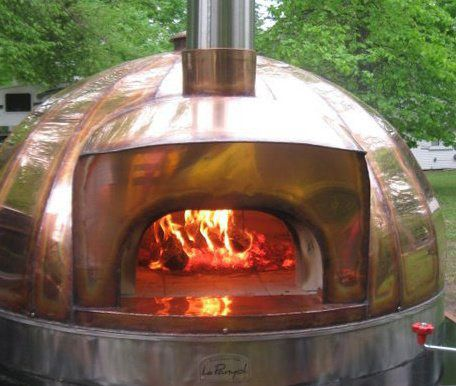 the standard pizza co wood fired pizza oven for next may conference work event ideas. Black Bedroom Furniture Sets. Home Design Ideas