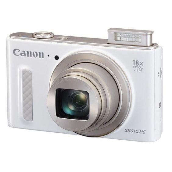 169.99 € ❤ Pour la #Photo - #CANON POWERSHOT SX610 HS Appareil photo numérique Compact - Full HD ➡ https://ad.zanox.com/ppc/?28290640C84663587&ulp=[[http://www.cdiscount.com/photo-numerique/appareil-photo-numerique/canon-powershot-sx610-hs-appareil-photo-numerique/f-11201-canpssx610hswh.html?refer=zanoxpb&cid=affil&cm_mmc=zanoxpb-_-userid]]
